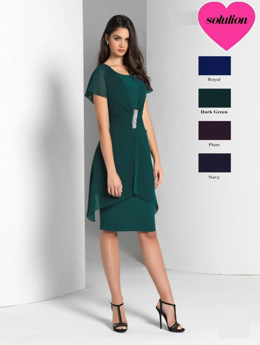 Modele de robe de soiree pour femme ronde