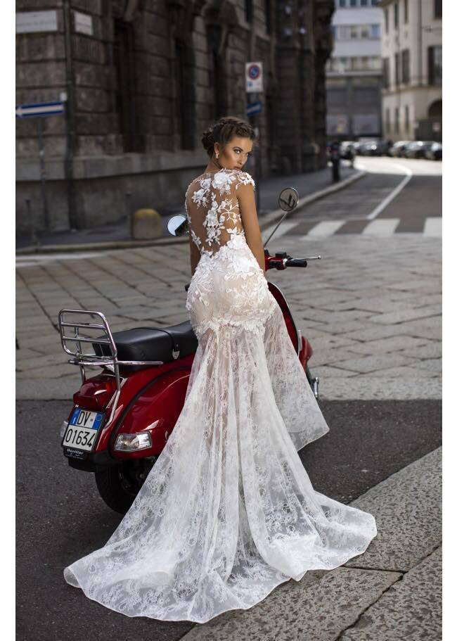 Robe de mariee haute couture marseille